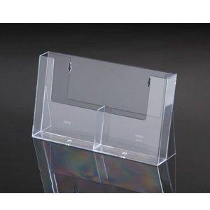 画像1: 卓上ホルダー 2C155Hタイプ A5×2列